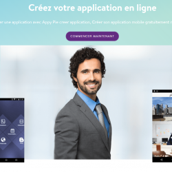 appypie créer une application mobile