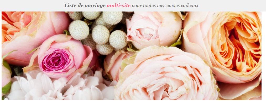 milirose liste de mariage