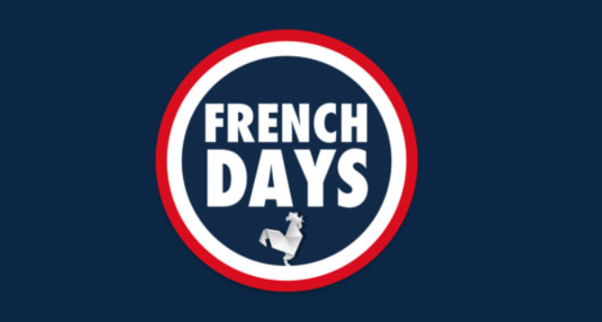 French Days 2019 : De retour en France le 27 Septembre
