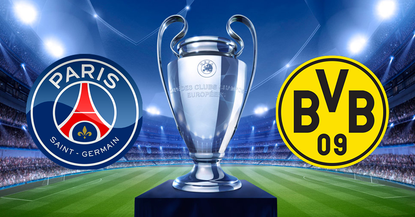 Streaming PSG vs Borussia Dortmund: comment regarder le macth ?
