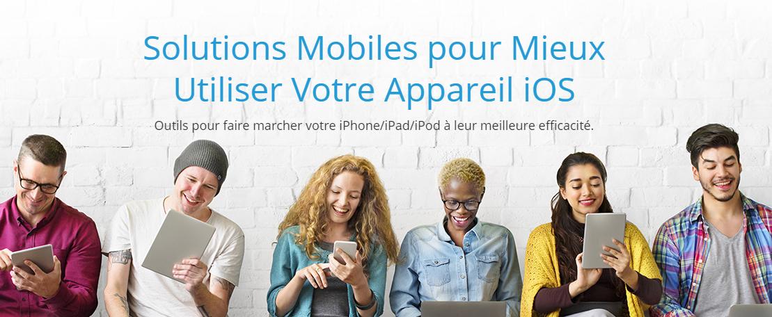 iMyFone : notre avis et test complet du logicel pour appareil iOS
