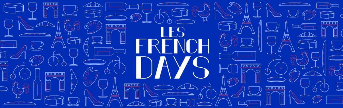 French Days 2018 : Des promo chez Boulanger, Cdiscount, Fnac Darty, la Redoute, Rue du Commerce et Showroomprivé