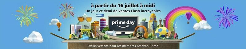Chez Amazon, c'est l'été en folie avec Prime Day : 16 juillet prochain