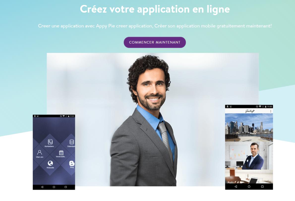 [Avis] Créer une application mobile avec Appy Pie ?