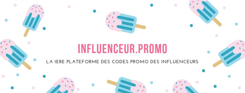 Influenceur.promo : la plateforme des codes promo des influenceurs