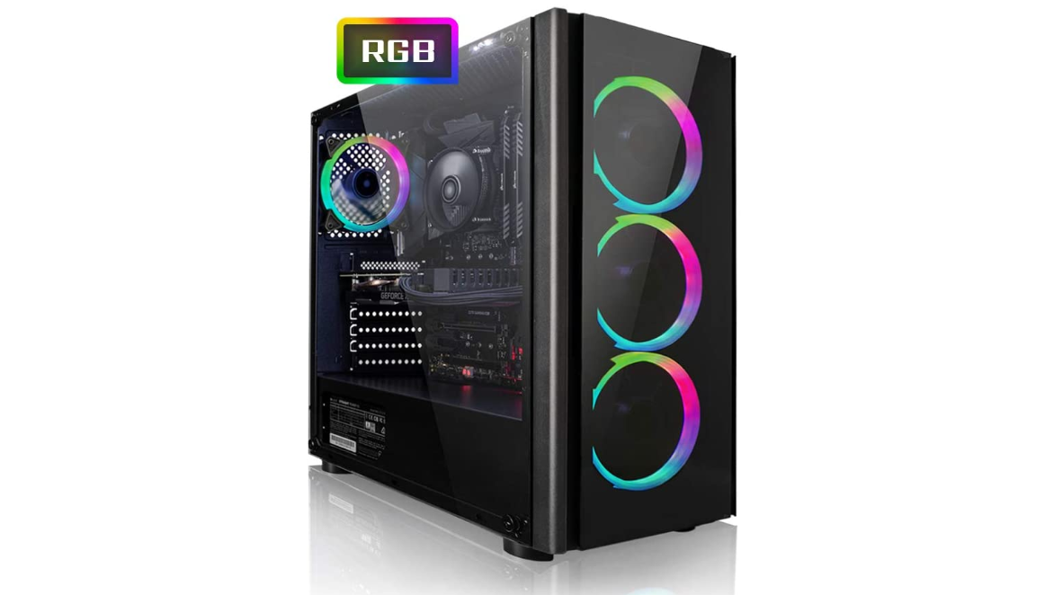 Megaport PC Gamer Platin AMD