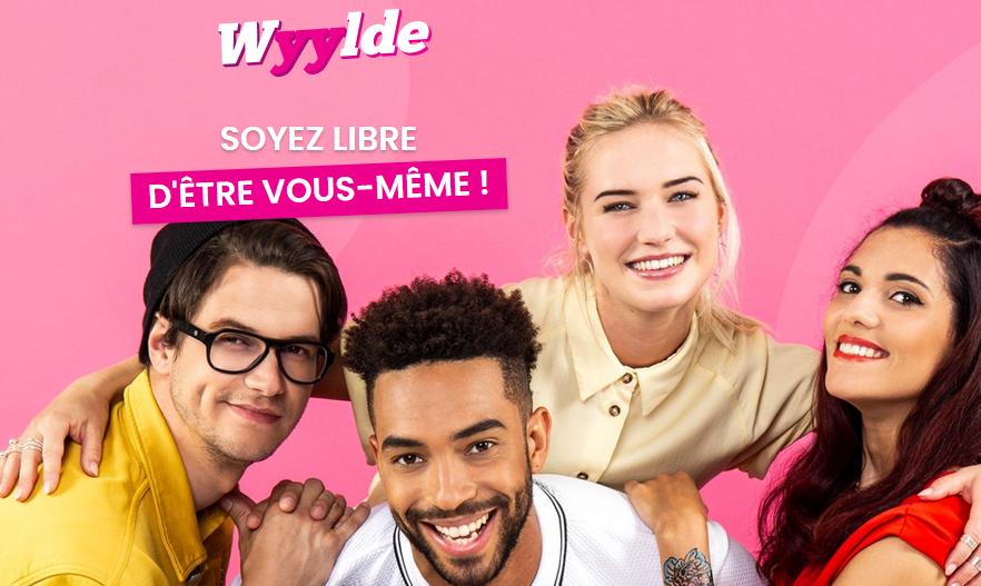 Pourquoi s'inscrire sur le 1er réseau social dating Wyylde ?